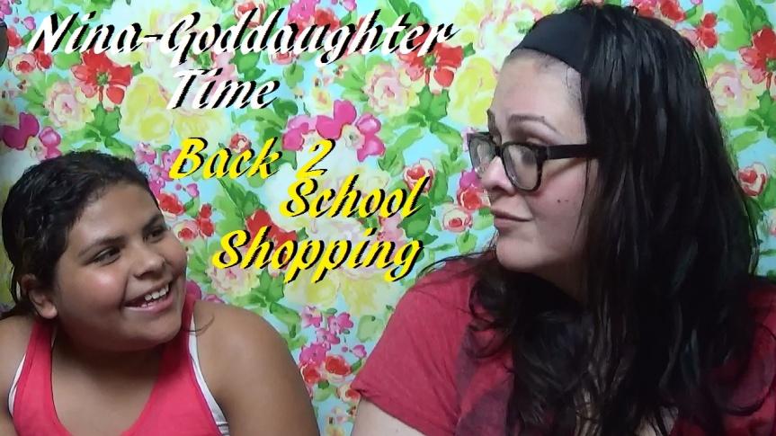 Back-2-School Shopping