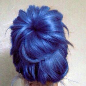 blue-hair
