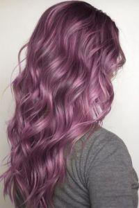 mauve-hair