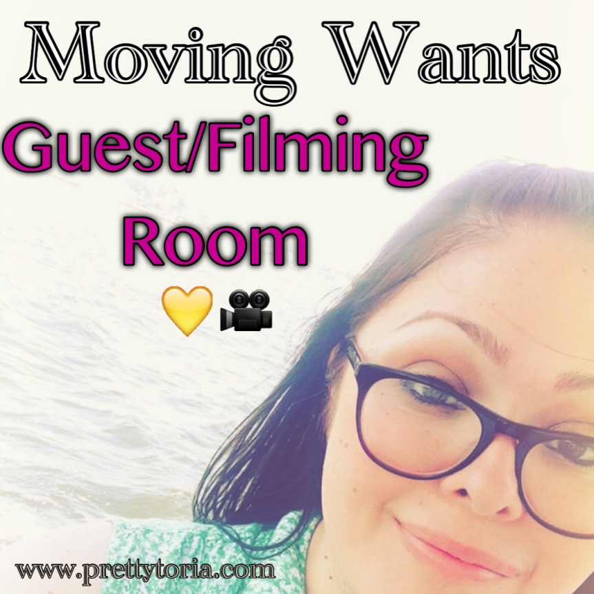 Moving Wants:Guest Room